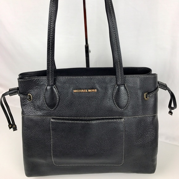 17fb4b8286fe Michael Kors Mae Large East West Drawstring Bag. M_58467ec42599fe1a0b0076ac
