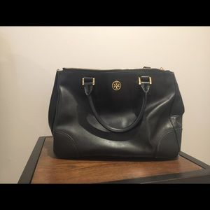 Black Tory Burch Robinson Bag
