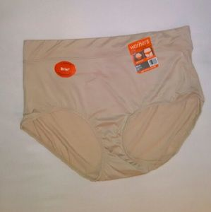 Warner's Other - SOLD in Bundle. No Pinch Panty Brief Plus Size