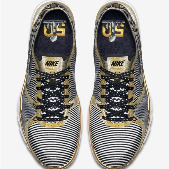 e14f3015f6fe Nike glitter shoes super bowl 50. M 5846b47b620ff7bc7700e39e