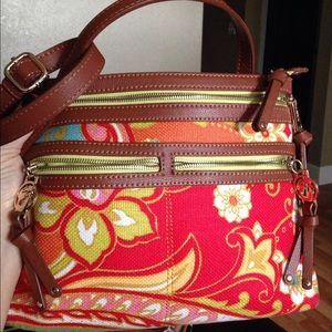 Spartina 449 Handbags - Spartina 449 Zipper Hipster