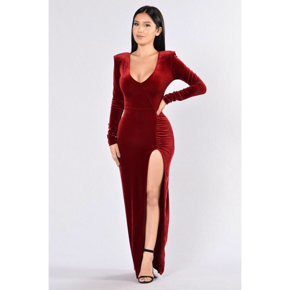 Fashion Nova Dresses | New Love Sex Magic Dress Red Sz Med ...