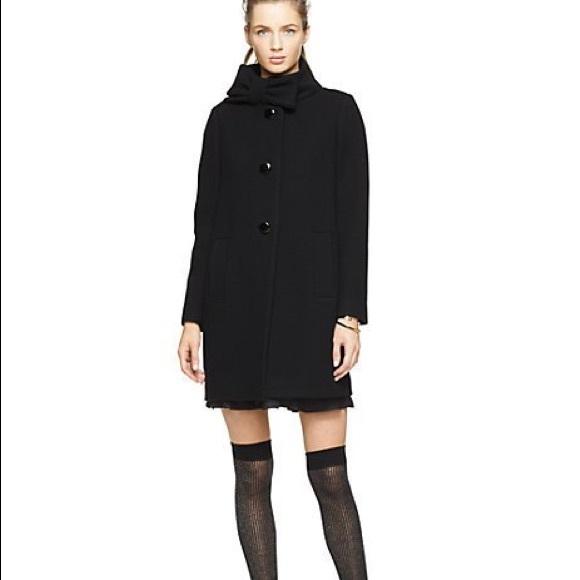 61% off kate spade Jackets & Blazers - Kate Spade NWT wool coat ...