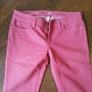 LOFT Denim - LOFT Ankle Jeans 4P
