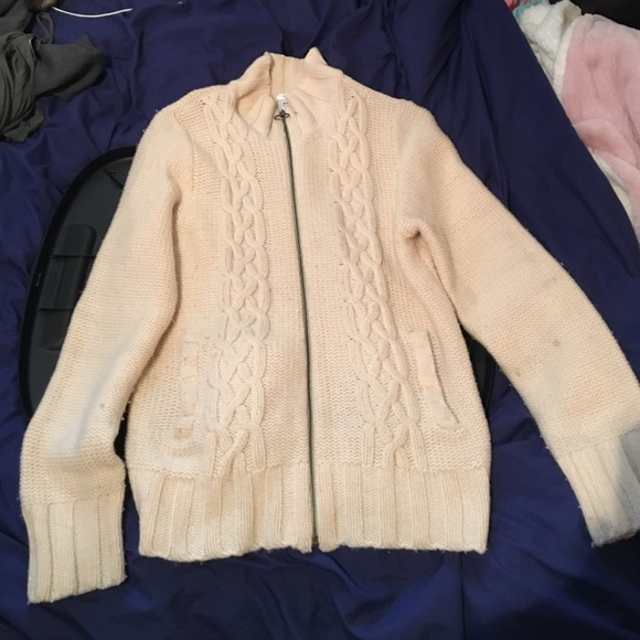 89% off Old Navy Sweaters - old navy zip up sweater from Arielle's ...