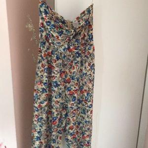 Zara summer jumpsuit