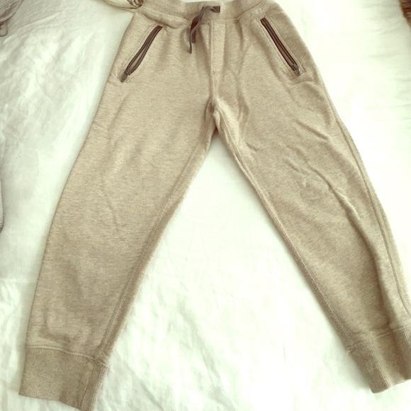Hanna Andersson 100 120 150 Boys Sweatpants NEW NAVY Blue 100/% Cotton Kids Pants