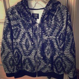 Inspire Jackets & Blazers - Cotton/Poly Fleece/w hoodie.