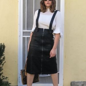 Myose Dresses & Skirts - NWT midi skirt overalls
