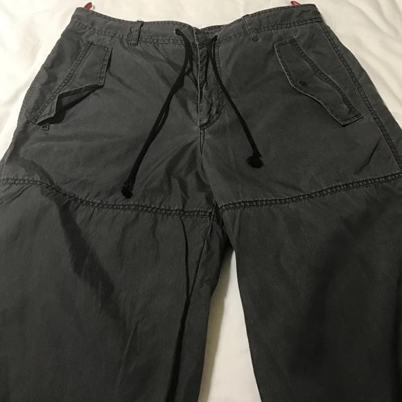 ab0697cc Prada Tech Drawstring Pants