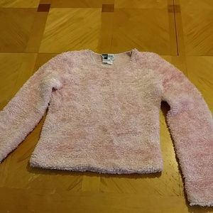 Knitworks Other - Pink fuzzy sweater