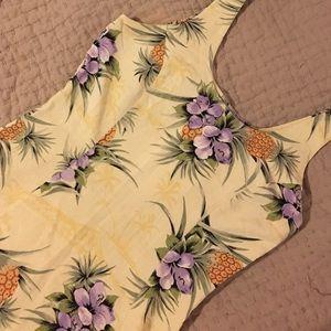 Tommy Bahama Dresses & Skirts - Tommy Bahama 100% silk dress