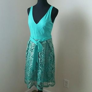 Eva Franco Dresses & Skirts - Eva Franco Green cocktail dress