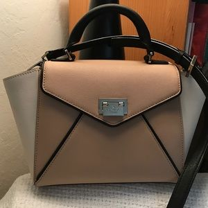 Sale! Kate Spade Bag Tan & Cream. Ex Condition