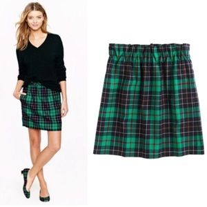 J. Crew Dresses & Skirts - J.Crew Popular Tartan Mini Skirt