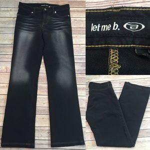 let me b Denim - 💗 7 let me b Juniors Stretch Jegging Style Pants