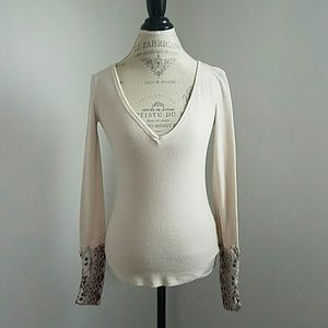 Free People Thermal NWOT