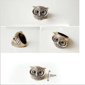 Jewelry - Retro Owl Ring