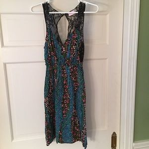 Lucy Love Dresses & Skirts - Sundress with black lace
