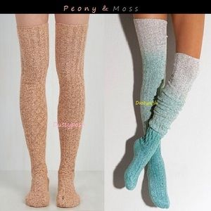 Peony and Moss Accessories - Poney and Moss Marled Thigh