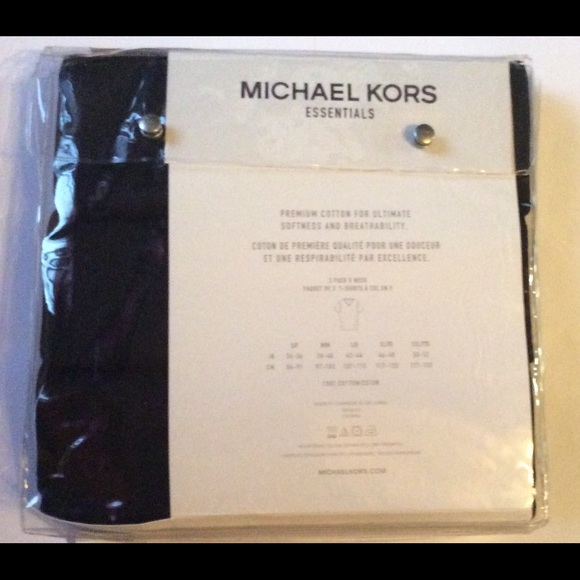 Michael Kors Shirts - Michael Kors 3-Pack Men's V-Neck T-Shirts NWT