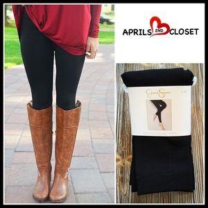 Jessica Simpson Pants - JESSICA SIMPSON Fleece Lined Footless Tights
