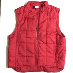 No Boundaries Other - Girl's red vest