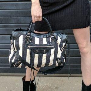 Balenciaga Handbags - Authentic Balenciaga Damasse City Bag