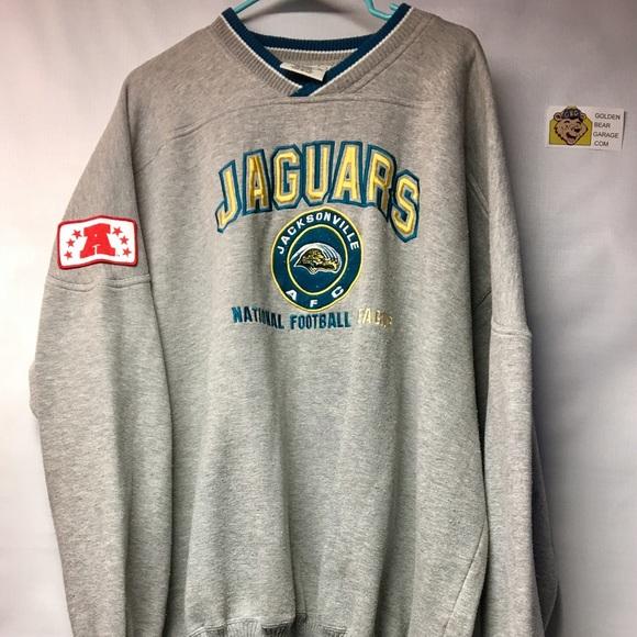 Lee Other - Vintage Jacksonville Jaguars Men s XXL Sweatshirt bbdf1264d