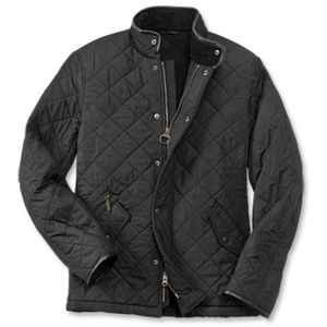 Barbour Other - BARBOUR JACKET black/navy quilted *price dropped*
