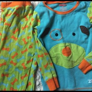 Skip Hop Other - NWOT skiphop dog pajama 2 piece set 🐶