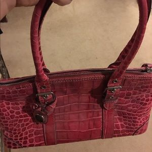 Dooney and Bourke Pink Satchel