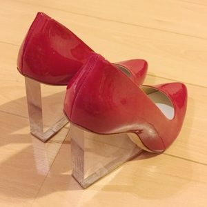 Maison Martin Margiela for H&M Shoes - Maison Martin Margiela for H&M lucite heels