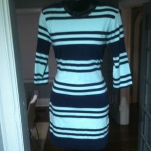 French Connection Dresses & Skirts - French Connection - striped dress size US 10
