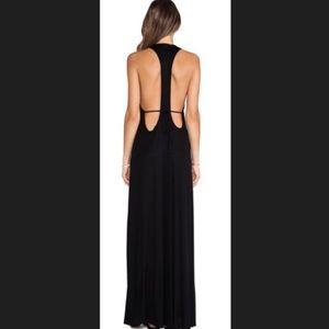 Rachel Pally Dresses & Skirts - NWT RACHEL PALLY RACERBACK DRESS BLACK