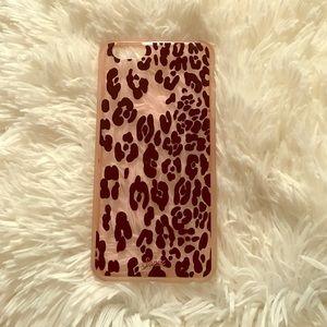 Sonix Pink Cheetah print iPhone 6/6s Plus case