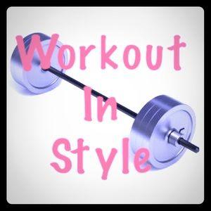 Cute Workout Gear Below:
