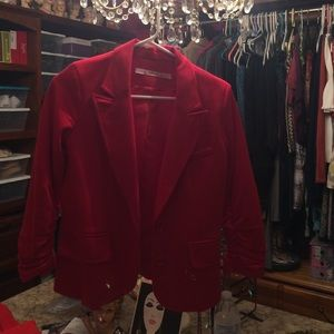 Red Gibson Jacket