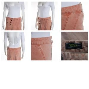 Versace Skirts - VERSACE JEANS COUTURE MINI SKIRT SZ IT 40