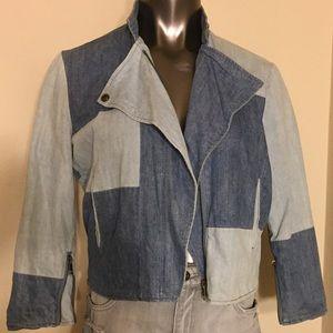 Bar III Jackets & Blazers - Bar III Duo Denim Jacket