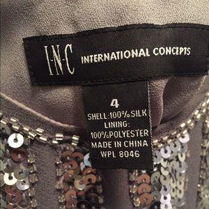 INC International Concepts Dresses - Inc Concepts sequin tank dress