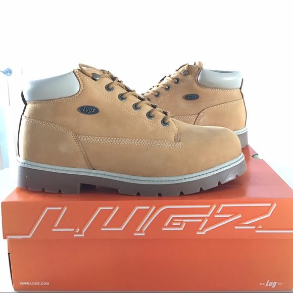 7447e892dd8e 💥SALE💥🆕 Lugz Drifter LX Men s Boot Wheat US 14D
