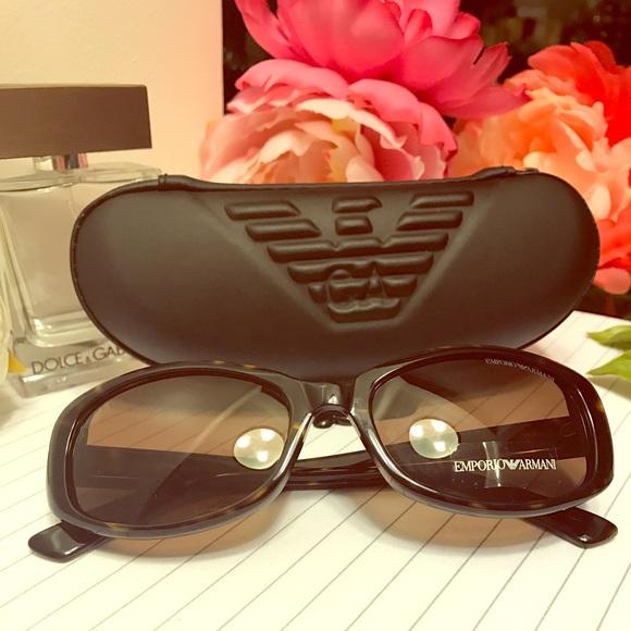 abb66f4caa Emporio Armani EA 9721 S Havana Women s Sunglasses