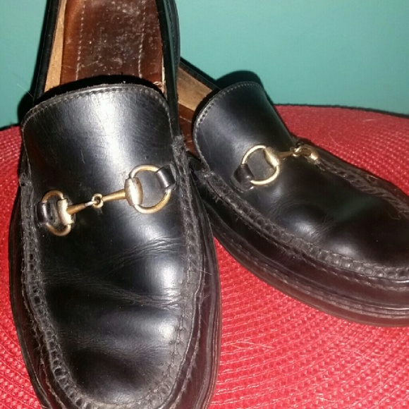 d03b32ec0f5 Gucci Shoes - Gucci 1953 Horsebit Leather Loafer