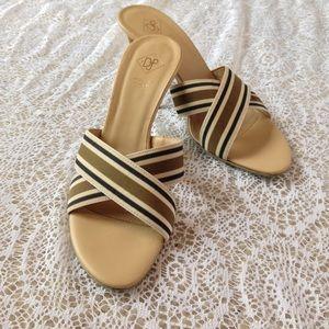 Donald J. Pliner Shoes - DJP Donald J Pilner Strappy Sandals - Trix Size 8