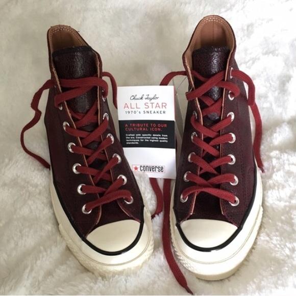 Rare Converse Chuck Taylor Leather