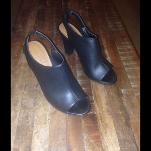Studio Paolo Shoes - Studio Paolo simple basic black heel
