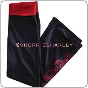 Harley-Davidson Pants - 💋Plus Size Harley-Davidson Yoga Pants XL or 2XL