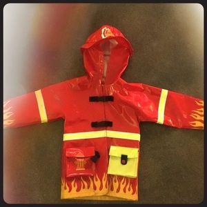 Kidorable Other - Kidorable fireman raincoat size 3t