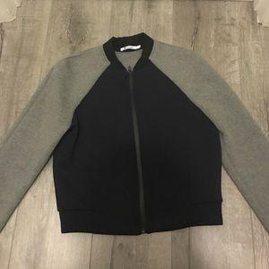 T by Alexander Wang Jackets & Blazers - T by alexander wang neoprene scuba bomber jacket